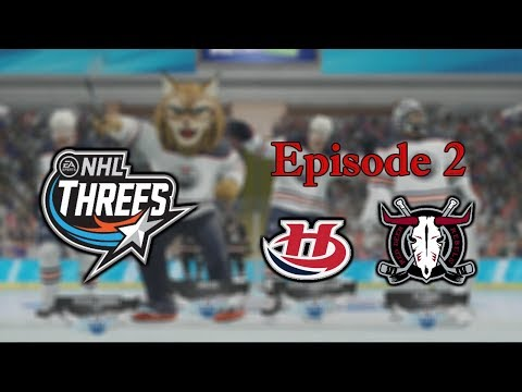 NHL 18 3s Circuit Episode 2 Working our way through the Pacific Division PS4 Gameplay Walkthrough