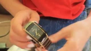видео Ремонт часов Dreyfuss