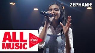 ZEPHANIE – Salamat (MYX Live! Performance)