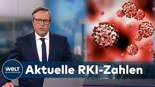 Innerhalb eines tages haben die gesundheitsämter in deutschland 1256 neue corona-infektionen gemeldet. dies gab das robert koch-institut (rki) am mittwochmor...