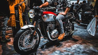Top 8 Best Modern Classic Motorcycles 2020
