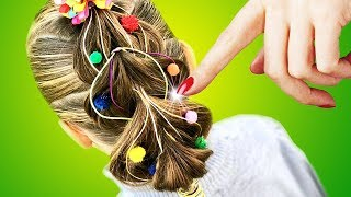 New Year's Eve Hair Style - Amazing & Easy Hairstyles for Girls - Hair Tutorial Hair2Pearl