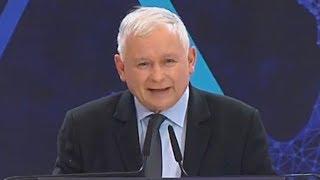 """Kaczyński - """"wara od naszych dzieci!"""" w temacie Rabieja"""
