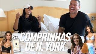 COMPRINHAS DE N. YORK