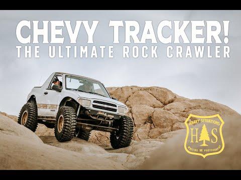 Harry Situations' Custom Tracker Rockcrawler