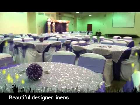 Elegant Wedding Quinceanera Decorations Youtube