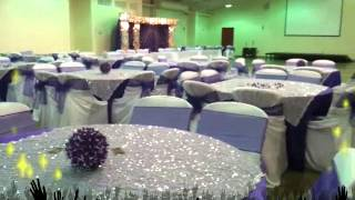 Elegant Wedding/quinceanera Decorations
