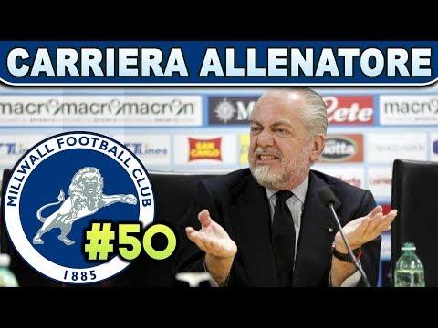 RIVOLUZIONIAMO LA SQUADRA [#50] FIFA 19 Carriera Allenatore MILLWALL ★ ULTIMATE