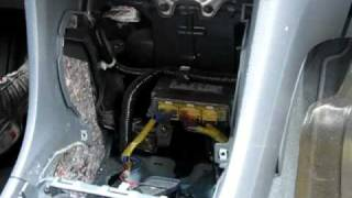 2003-2007 Honda Accord Storage Pocket Removal/Replacement