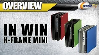 In Win H-frame Mini Aluminum Mini-itx Computer Case 180w Power Supply Overview - Newegg Tv