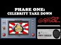 Gorillaz - Phase 1: Celebrity Take Down (CD-ROM)