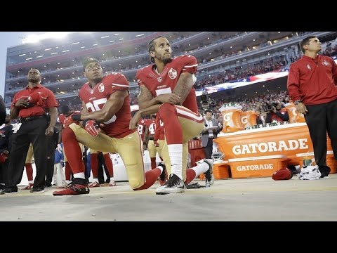 Let's Debate New NFL National Anthem Policy
