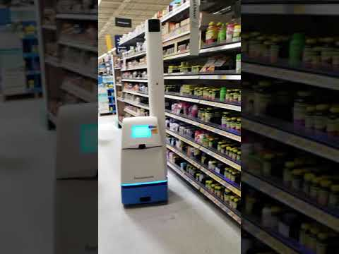 The News Junkie - When Robots Take Over in Walmart