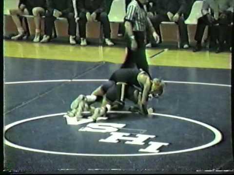 Joliet Central State Wrestling Championship 1985