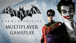 Video Batman: Arkham Origins –  Multiplayer Gameplay – Invisible Predator Online download MP3, 3GP, MP4, WEBM, AVI, FLV Juli 2018