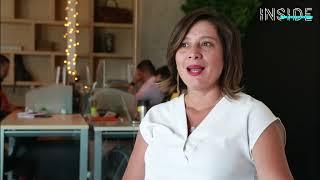 Especial Mujeres emprendedoras de Inside Business - Silvia Penados - Soluciones Web