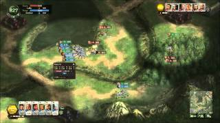 Let's Play Romance of the Three Kingdoms 12 in English 008: 1 video, 2 battles