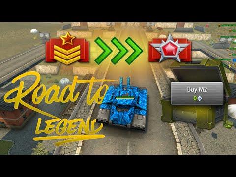 Tanki Online Road To Legend With Juggernaut