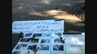 4 years of human rights activity for Iran in Essen Germany
