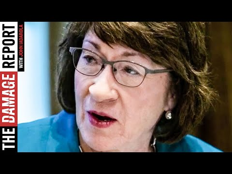 Susan Collins' Own State Turns Against Her
