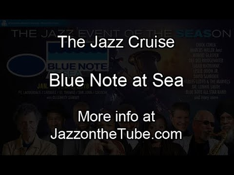 Blue Note at Sea on Jazz on the Tube