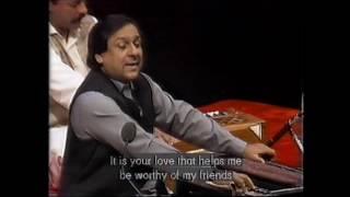 Ghulam Ali Live In London Hd