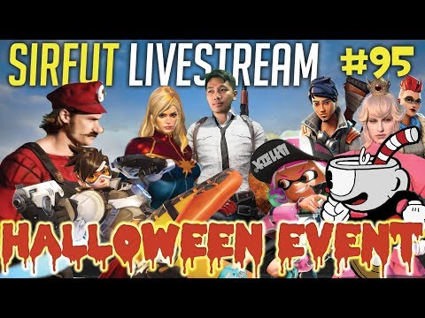 🎮🔴LIVE | ARE YOU DRESSING UP FOR HALLOWEEN? | 95