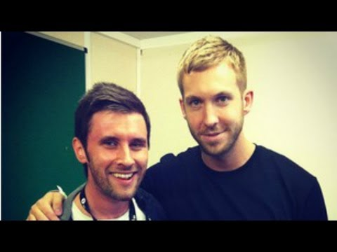 Calvin Harris Chats To Danny Howard At Radio 1's Big Weekend