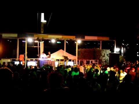 St Georges and Hamilton 2013 NYE Celebration