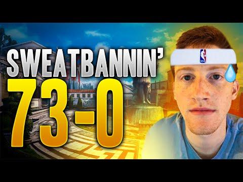 Sweatbannin' - 73-0