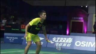 final ms lin dan vs chen long li ning china open 2011
