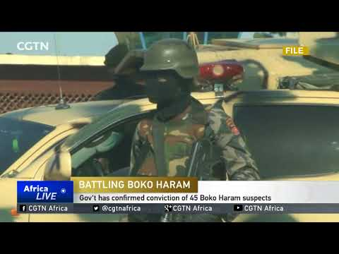 UN expresses worry over trial of Boko Haram suspects
