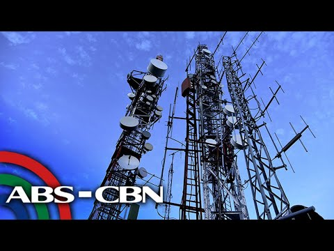 Duterte tells telcos to report LGUs obstructing permits | ANC