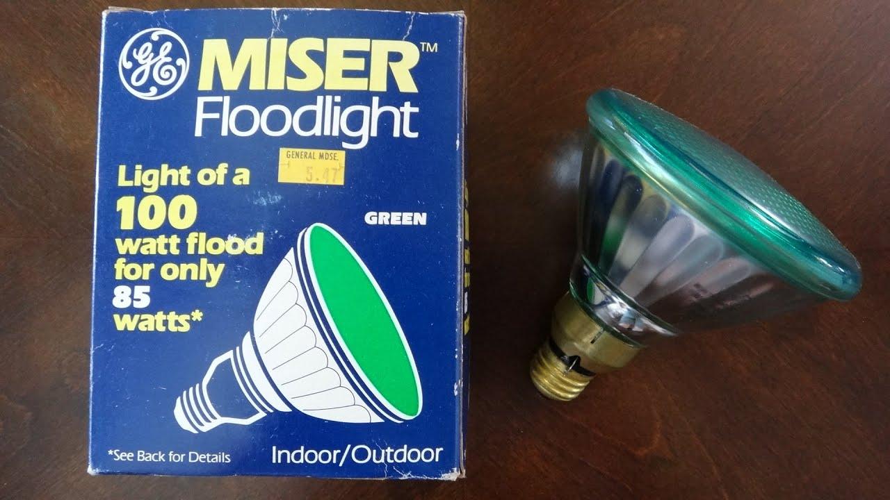 green led flood light bulbs led flood light bulb comparison