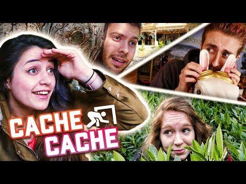 CACHE CACHE À NIGLOLAND AVEC 4 RS