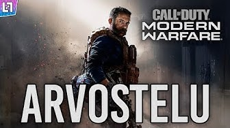 Call Of Duty: Modern Warfare  -  Arvostelu