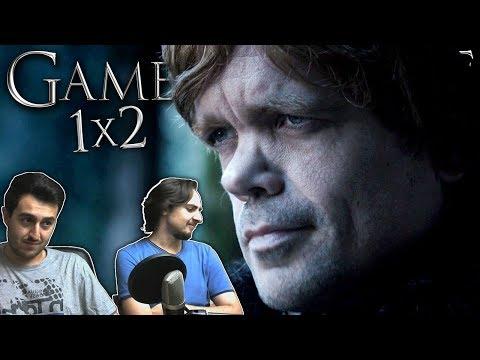 Game Of Thrones Season 1 Episode 2 REACTION