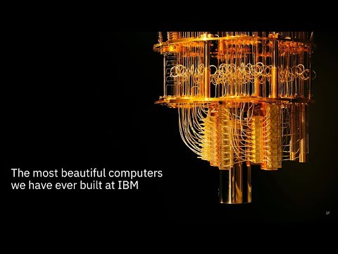 The Physics of AI (Sponsored by IBM Watson) - Dario Gil