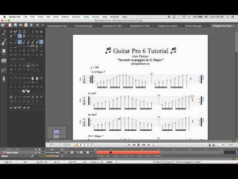 *Guitar Pro 6 Expert Tutorial