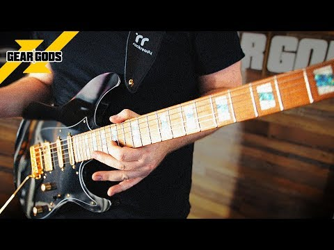 From Flashy to Classy: The Tim Henson of Polyphia IBANEZ THBB10 Guitar | GEAR GODS