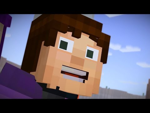 A Man Who Hates Bad Writing plays Minecraft Story Mode: Episode 7