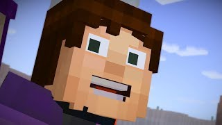 A Man Who Hates Bad Writing plays Minecraft Story Mode: Episode 7 thumbnail