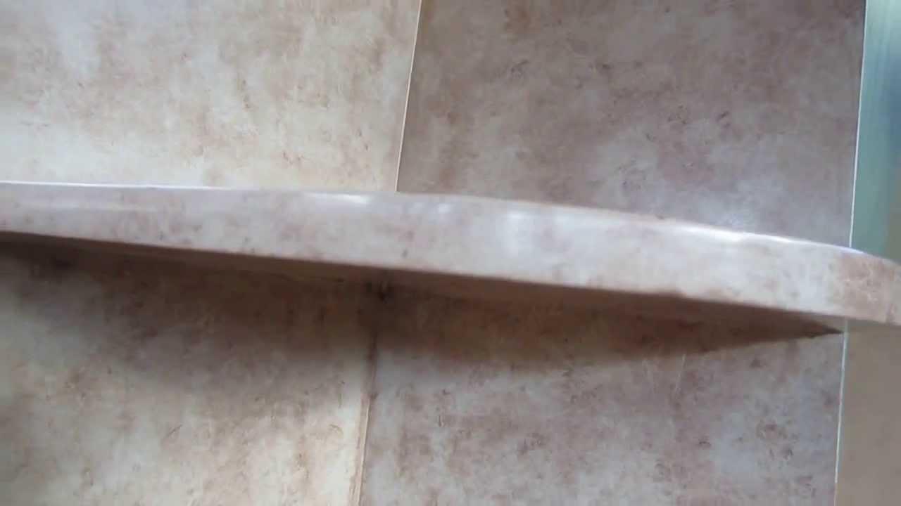 Como hacer una imitacion a piedra marmol youtube for Como hacer una pileta de cemento