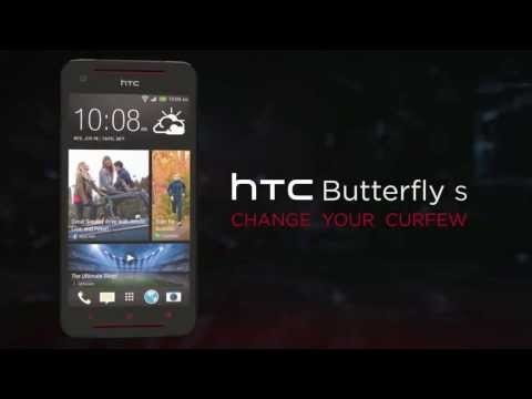 HTC Butterfly S - Official Video