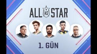 2019 All-Star Etkinliği 1. Gün Temsilcilerimizin Maçları   URF - Bolulu vs Bwipo - Closer vs Sneaky