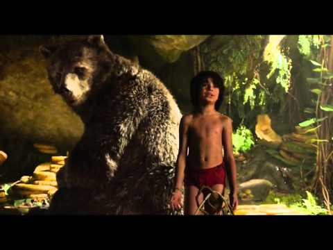 The 'Hibernation' Clip from Disney's 'The Jungle Book'