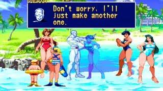 X-Men: Children of the Atom - Iceman Playthrough
