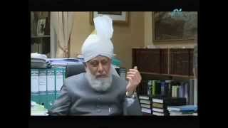 Interview - Hazrat Mirza Masroor Ahmad - on NET TV (P1)