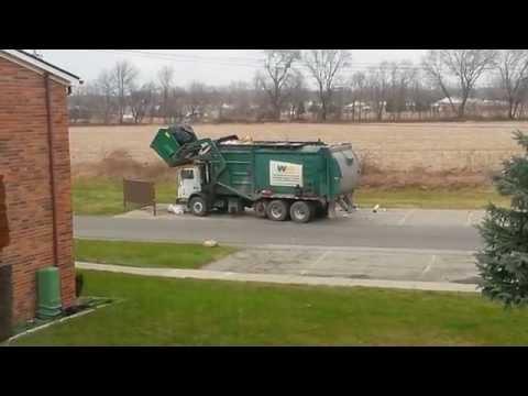 Epic Waste Management Fail #2