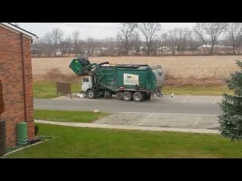 Epic Waste Management Fail